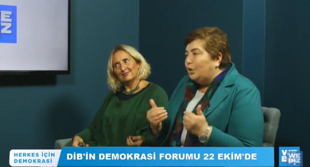 22 Ekim Demokrasi İçin Birlik Forumu Yaklaşırken