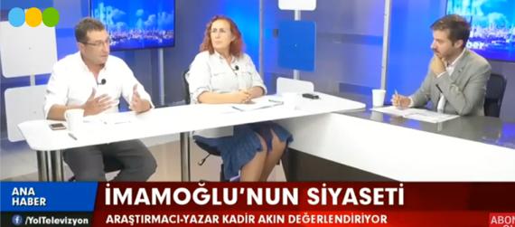 DİB SÖZCÜLERİ YOL TV'YE AÇIKLAMALARDA BULUNDU